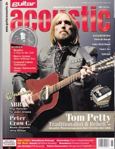 Acoustic Guitar Peter Crow C.