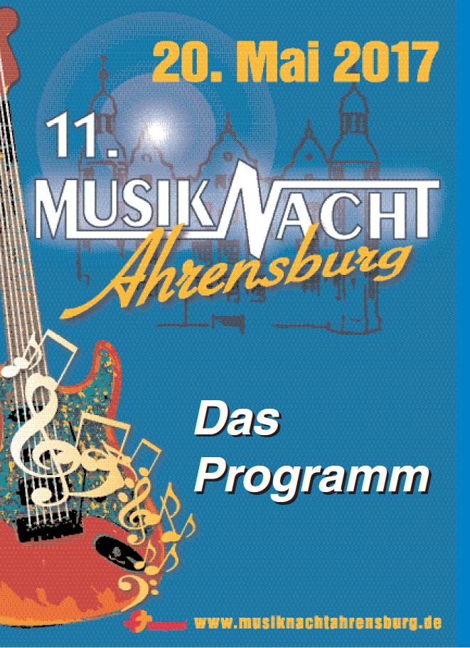 Black Patti bei der Ahrensburger Musiknacht
